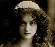 The stunning Maude Fealy (1881 - 1971) was a star of the Edwardian stage and silent films. She had a tempestuous love life that included several marriages and a lesbian affair. image is from a vintage postcard | by unexpectedtales
