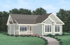 Ranch Style House Plans - 2981 Square Foot Home , 1 Story, 3 Bedroom and 3 Bath, 3 Garage Stalls by Monster House Plans - Plan 18-468