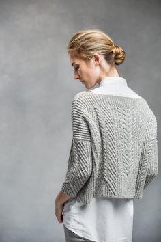 Ondawa pattern :: Brooklyn Tweed