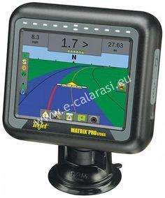 Matrix PRO 570GSI (ultimul model): GPS agricultură: ghidare şi măsurare suprafeţe agricole