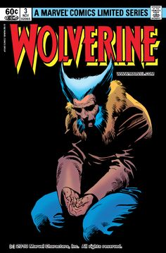 Wolverine by Frank Miller *