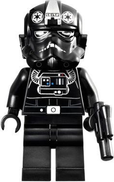 starwars lego tie figther pilot afigures - Google Search