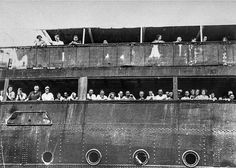 We are a nation of immigrants and refugees. Yet we always fear who is coming next.  MS St. Louis set sail from Germany in 1939 carrying 937 German Jews....
