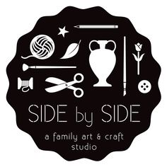 Side by Side is a 501(c)3 non-profit child, family, and community art studio. We are dedicated to joyful education and family engagement through art.