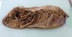 -Oldest shoe- The Areni-1 shoe is a 5,500-year-old leather shoe that was found in 2008 in excellent condition in the Areni-1 cave complex located in the Vayots Dzor province of Armenia.