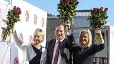 Snälla anständiga Socialdemokrat  vilken människa vill du vara - Sveriges Television
