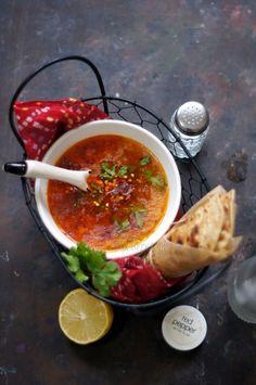 Lehsuni Moong Dal: Garlic Flavored Yellow Moong