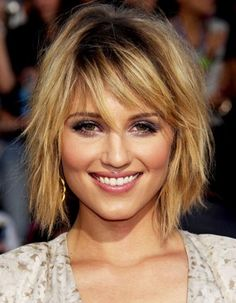 Short Shag Haircuts Ideas: Cute Hair Style