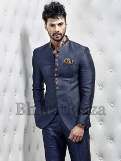 Rohit & Abhishek bandhgala for men | Men's Fashion | Pinterest ...