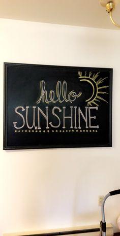 Summer chalkboard - Chalk Art İdeas in 2019 School Chalkboard Art, Chalkboard Pantry Doors, Summer Chalkboard Art, Chalkboard Doodles, Chalkboard Art Quotes, Blackboard Art, Chalkboard Drawings, Chalkboard Designs, Chalk Drawings