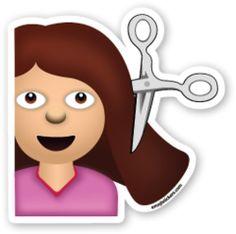 Haircut | Emoji Stickers