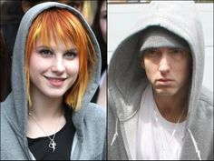 Eminem and His Daughter Haley | Hayley And Eminem