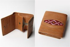 Camel Leather Wallet | by Hobo