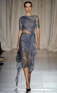 Stunning spring dress