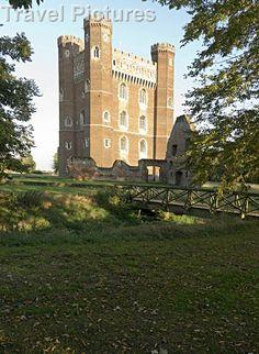 Tattershall Castle, Lincolnshire, UK