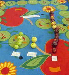 Apple Unit with Apple Poems and Fingerplays from Mrs. Gusso's Kindergarten