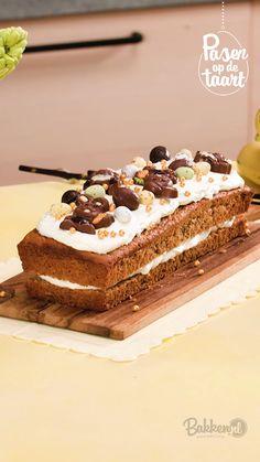 Cake Recipes Easy Chocolate Baking - New ideas Quick Dessert Recipes, Easy Cookie Recipes, Baking Recipes, Cake Recipes, Chocolate Cake Recipe Easy, Food Cakes, Sweet Cakes, Homemade Cakes, Mascarpone Creme