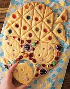 【端からシェア!】割って食べる「でかクッキー」が楽しい♪【オレンジページnet】プロに教わる簡単おいしい献立レシピ
