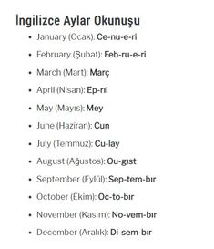 English Time, English Words, English Lessons, English Grammar, Learn Turkish Language, Russian Language, English Language, Improve English, Learn English