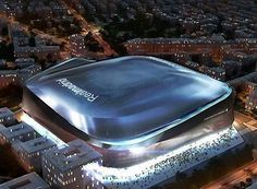 Real Madrid - new stadium by gmp