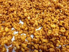 You MUST TRY this Caramel Puff Corn Recipe - DELISH!!