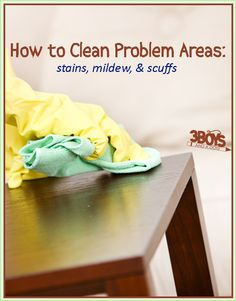 Sometimes you find scuffs on your floor, stains on the upholstery and mildew that you may not know how to clean. Avoid using chemical cleaning supplies. Instead, use homemade cleaners that are healthier for you and the environment. Quite often, you can get the same results with products that are not hazardous. How to Clean […]