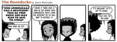 """The New Black"""" · The Boondocks · TV Review The Boondocks: """"The New ..."""