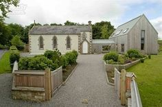 Converted church to home in Ireland