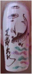 Nail-Art-etang-japonais