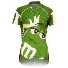"Brainstorm Gear Women's M&M's ""Signature"" Cycling Jersey Women's Cycling Jersey, Cycling Gear, Cycling Outfit, Cycling Clothing, Unique Cycling Jerseys, Mtb Bicycle, Colorful Candy, Fitness Studio, Sport Bikes"