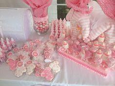 Pink Baby Shower #pink #babyshowr