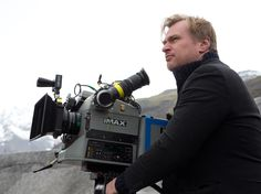 """For Christopher Nolan, Making 'Interstellar' Was A Childhood Dream """"I got to do a lot of things in this film that I've been wanting to do since I was a kid,"""" Nolan says. His new movie has explorers traveling through space to find a new home for humanity."""