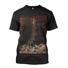 Human Target, Thy Art Is Murder, Metal Shirts, Mens Tops, Style, Swag, Stylus, Outfits