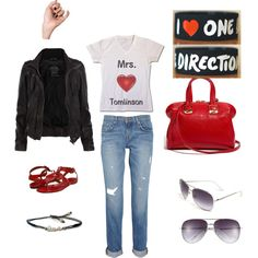 One direction outfit :)