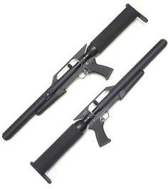 roguetelemetry: Airforce Talon SS .22 air rifle