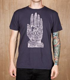 CXXVI Clothing Co. — Hand Ink