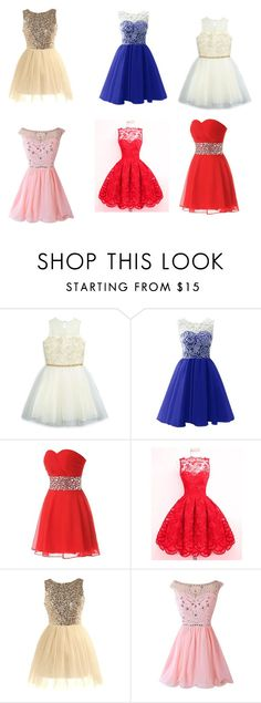 """dresses"" by harlequinn-meyer ❤ liked on Polyvore featuring David Charles"
