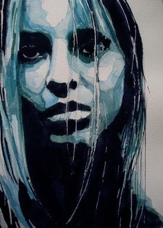 septagonstudios:    Paul Lovering Watercolors