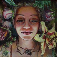 Lioba Brückner「waters of forgetfulness」