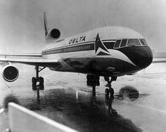 Delta Air Lines Lockheed L-1011-385-1 TriStar 1, circa 1978. (Photo: Courtesy of Delta Flight Museum)
