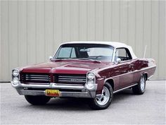 1964 Pontiac Catalina Convertible.