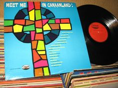 Various - Meet Me In Canaanland! - Lp near mint Soul religious