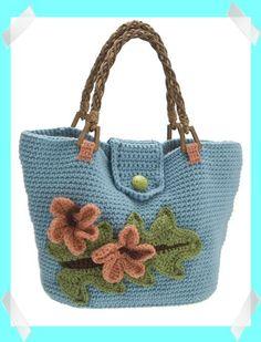 VARIOS MODELOS DE BOLTOS PARA TEJER A CROCHET O GANCHILLO   Patrones Crochet, Manualidades y Reciclado