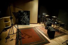 WavePulse recording studio Music Recording Studio, Home Studio Music, Studio Setup, Studio Design, Studio Ideas, Rehearsal Room, Studio Build, Audio Room, Recorder Music