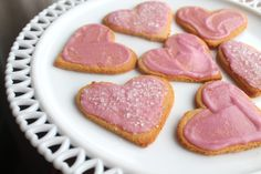 Gluten and Nut Free Cut Out Cookies| Gluten Free Fix  (using coconut flour)