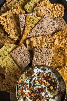 11 Party Dips That Could Change Your Life