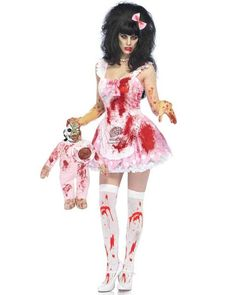 Un-Dead Gorgeous - How to do Zombie Glam- The Walking Dead Party Ideas - Zombie Party Ideas - Undead Party Ideas