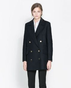 Fast Shipping World Wide Delivery:3-10 Days SKU:outerwear13092812 Types :Coats Color :Black Material :Tweed Collar :Collar Style :Fashion Placket :Double Breasted Length :Long Season :Autumn Size available :S,M,L