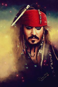 Capitano Jack by KanaHyde on deviantART