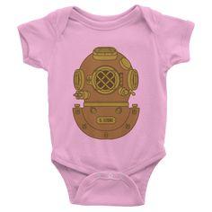 Underwater Diving Scuba Diving Baby Girls Short Sleeve Ruffles T-Shirt Tops 2-Pack Cotton Tee